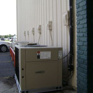 Commercial Air Conditioning Heading AC Installation